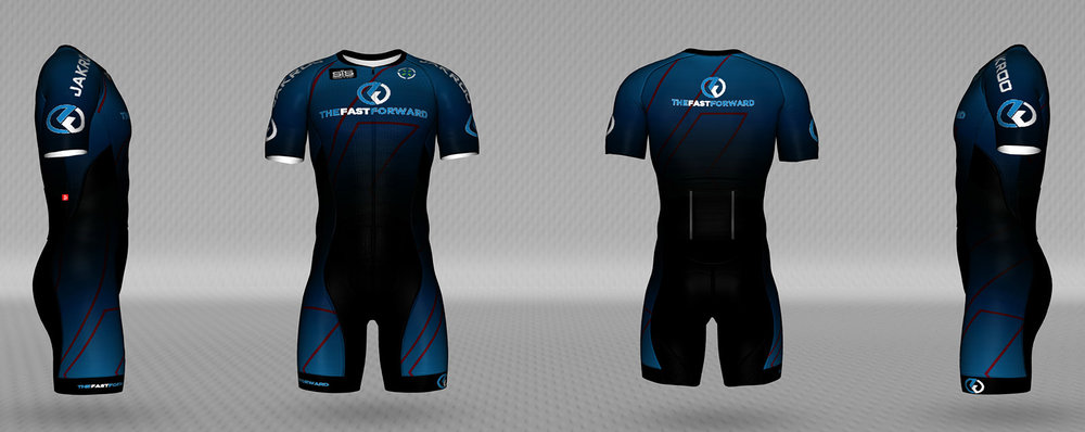 The Echelon Short Sleeve Race Suit