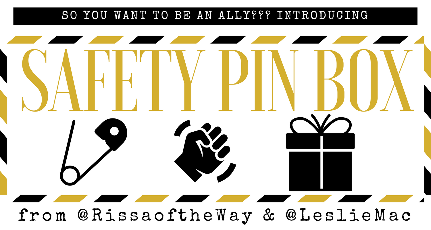 Safety Pin Box