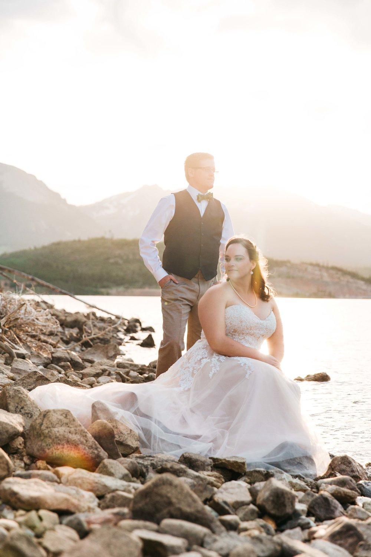 Windy Point Wedding