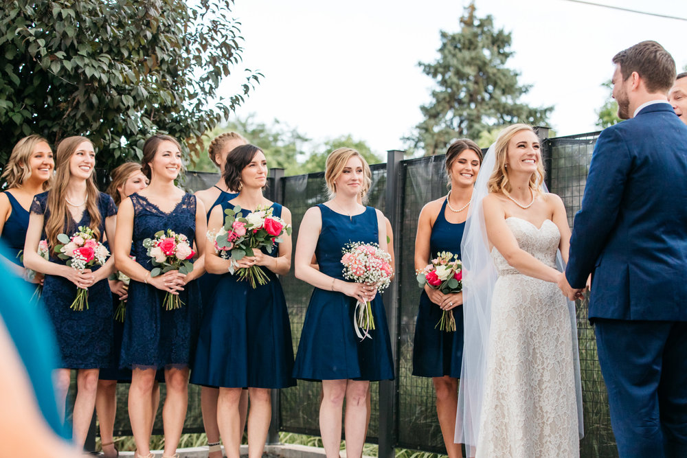 15 bridesmaids