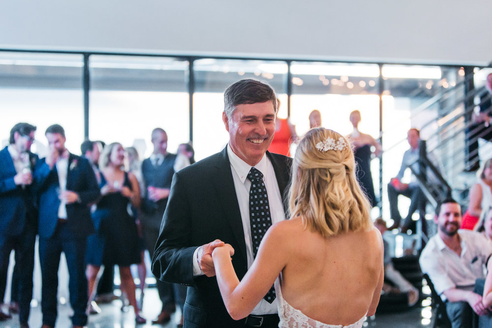 marriage first father dance