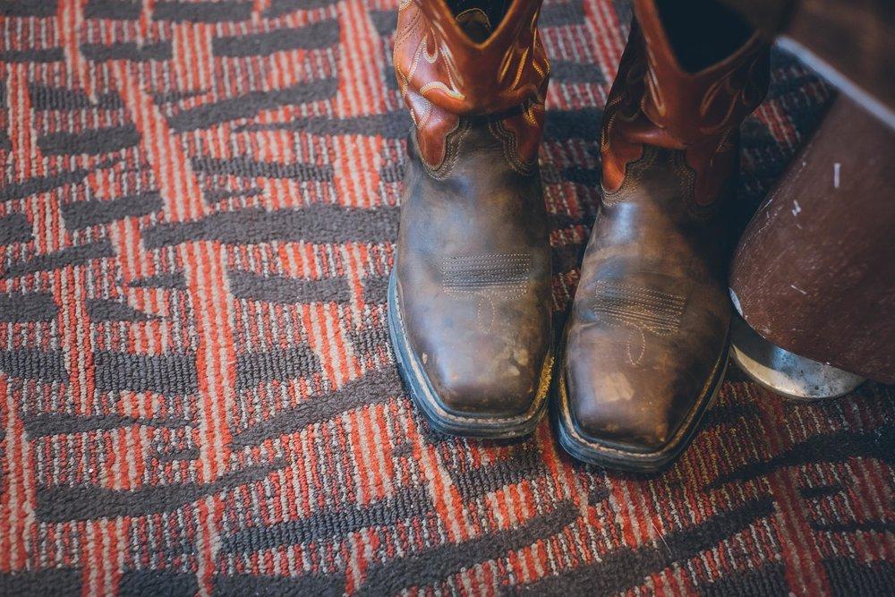 groomsmen boots