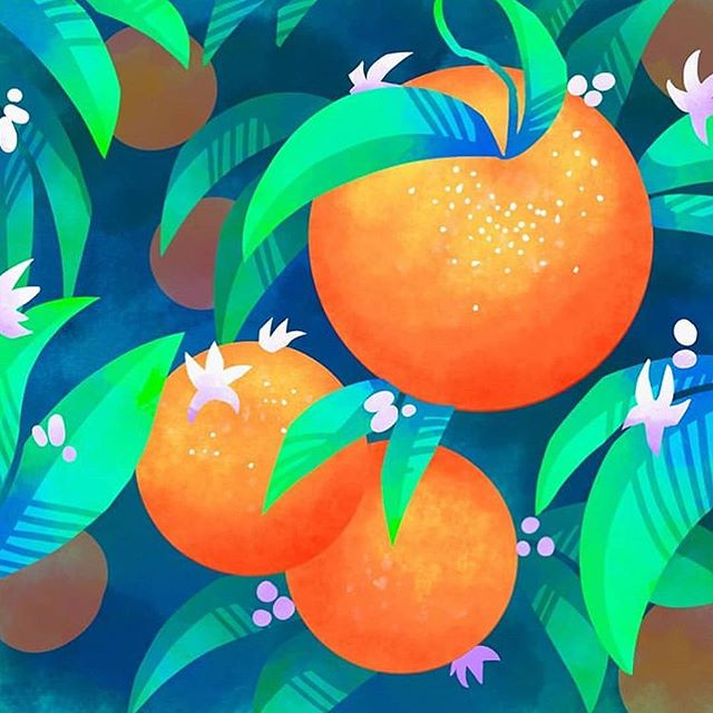 • day three: complementary colors • ____ a r t i s t s : @firefun123  @ohhello_handmade  @zoologyillustrated  @qmbied  @a_quiet_mess  @thebirdfox  @scatterbird  @rhymes.y  @prince_natali.98 • ____ I personally found this one really challenging, so I was so excited to see how everyone tackled day three!  I was especially tickled by those that depicted real animals in nature with complementary coloration. 💙🧡 —— #30daychallenge #aprilcolors2019 #illustration #artists
