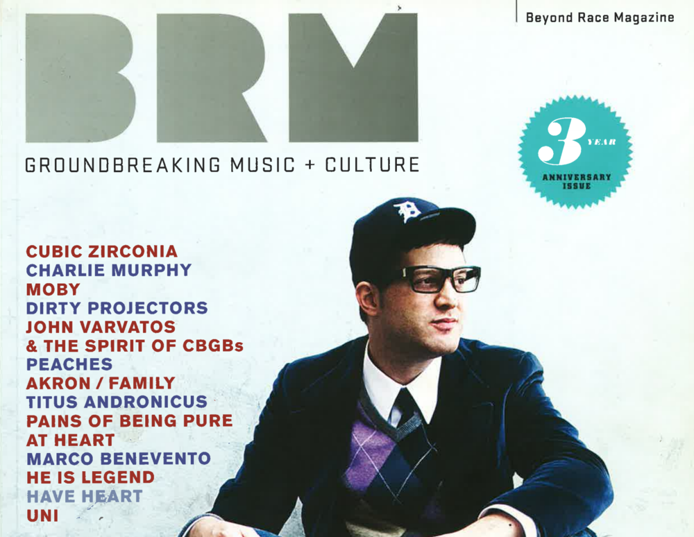 BRM Magazine: Mayer Hawthorne