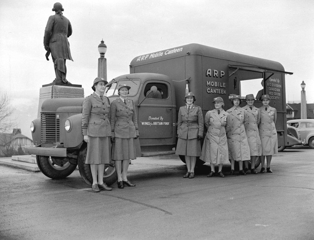 Mobile Canteen -