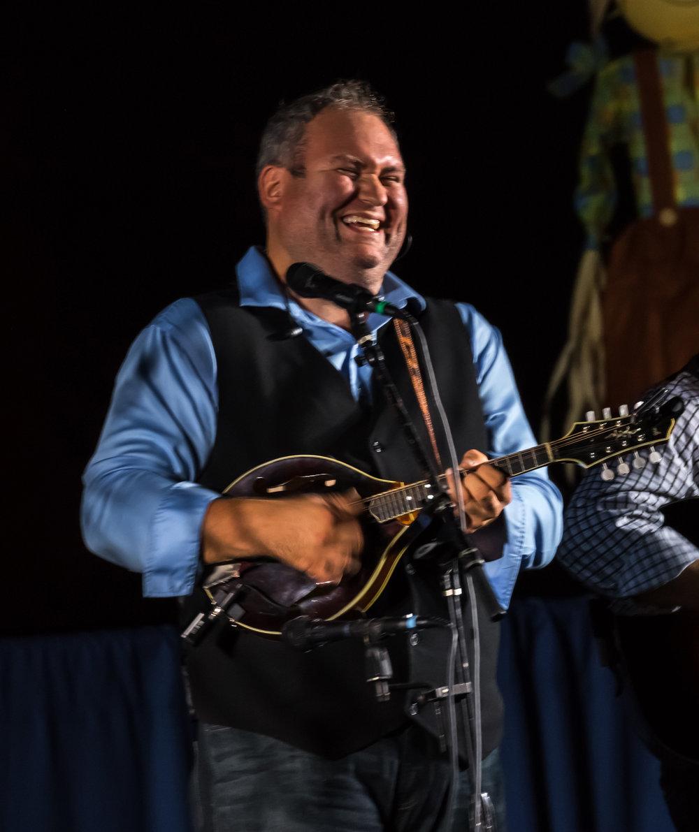 Darren Nicholson - Bluegrass & Chili Lover!