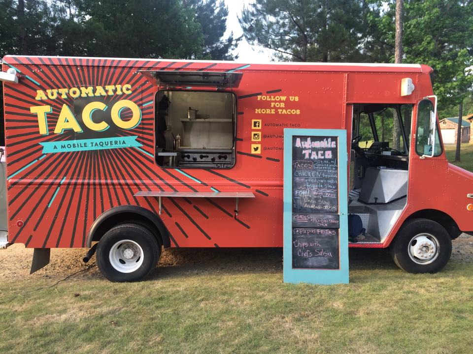 Automatic Taco - Ready to rock on this gorgeous SC evening~ nothing says a party like having AT mobile taqueria there!!.jpg