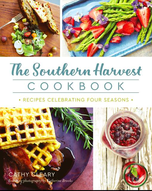 The Southern Harvest Cookbook #1.jpg