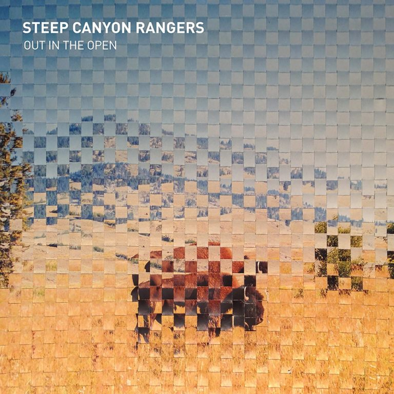 Steep Canyon Rangers, Out in the Open.jpg