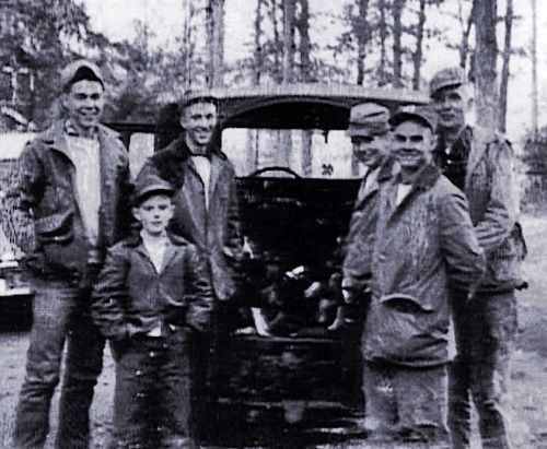 Rabbit Hunting Crew