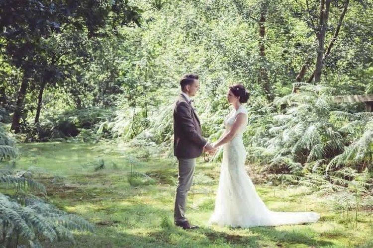 Woodland Wedding Norfolk
