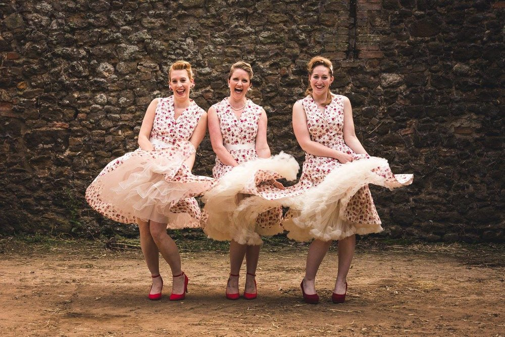 Vintage Wedding in Norfolk