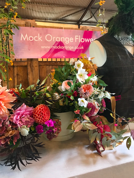 The gorgeous  Mock Orange Flowers  - Norfolk based Florist