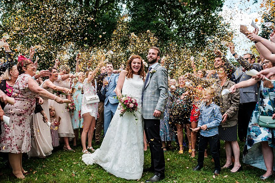 A Magical Outdoor Wedding Venue in Norfolk