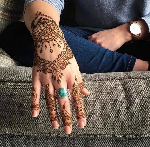 Henna Soul will be there creating some sensational henna body art.