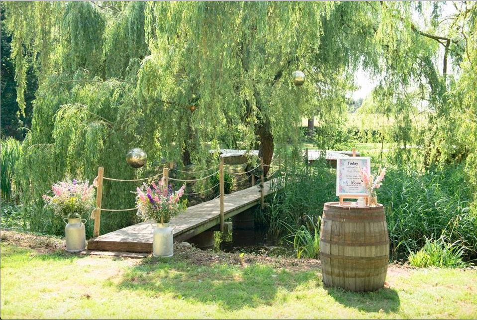Bridged island wedding venue norfolk
