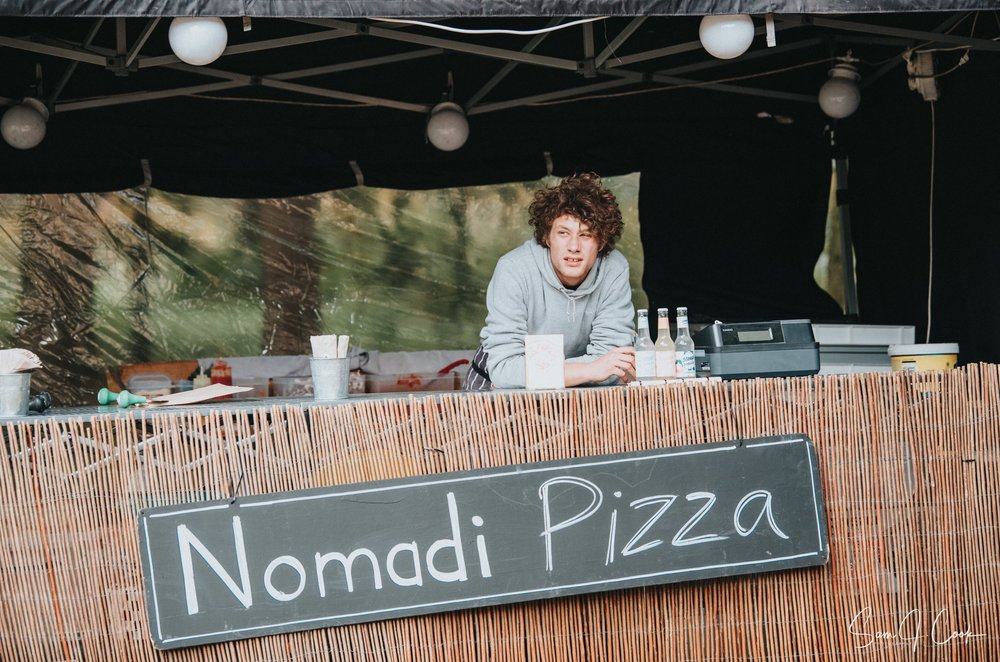 Nomadi Pizza