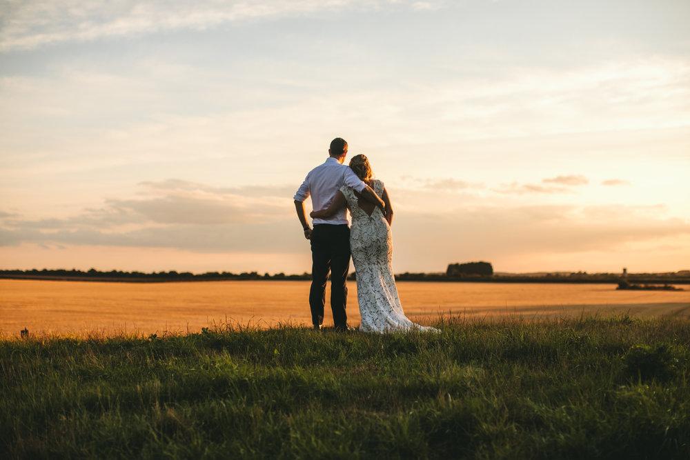 Wedding portrait at Happy Valley
