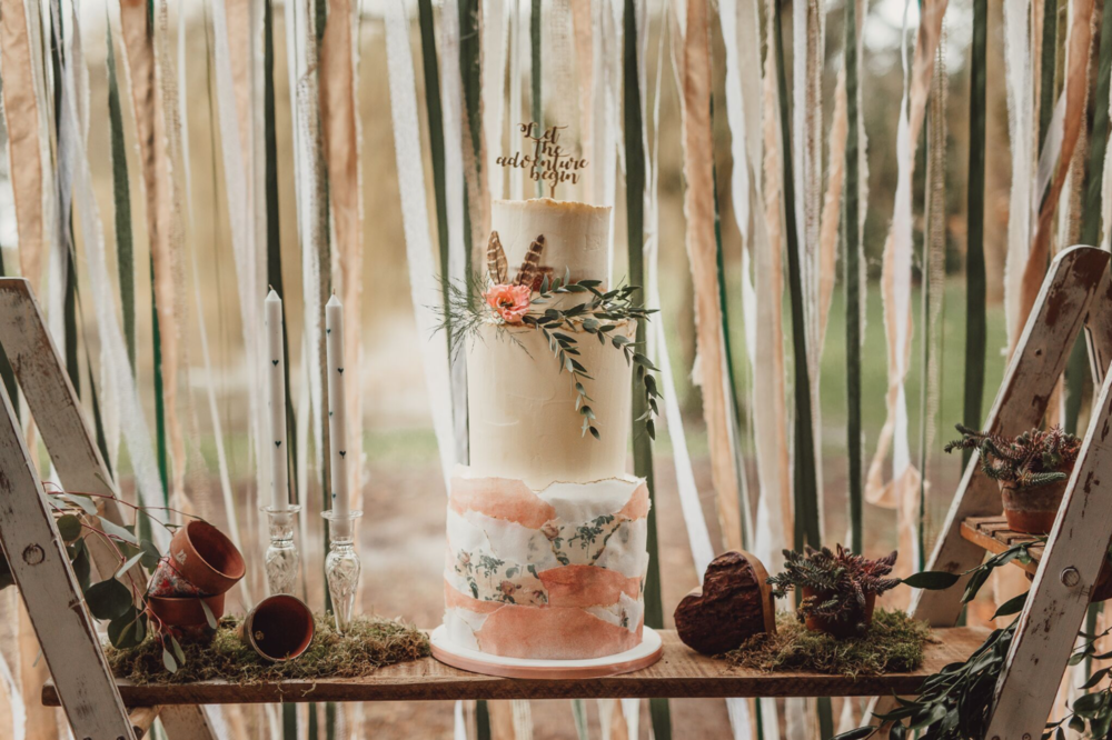 Caraz zagni photography cake Ellies Cakery