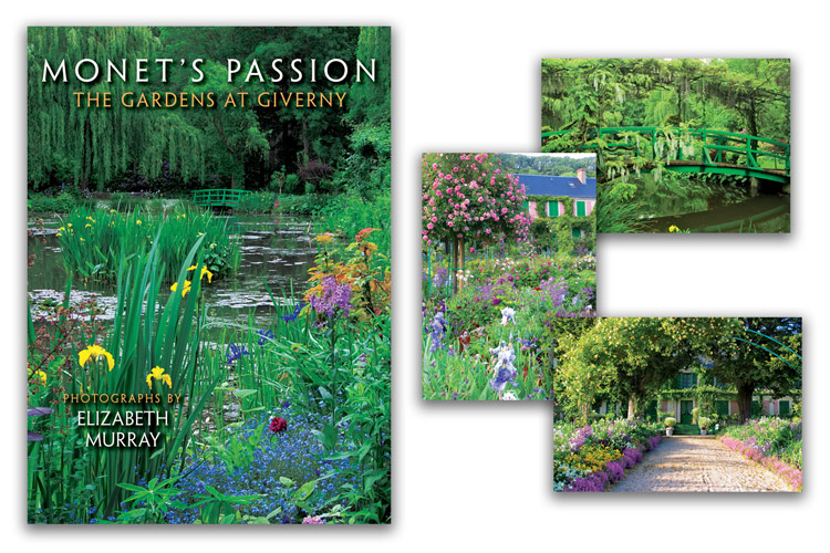 Monet's Passion: The Gardens at Giverny Boxed Notecards