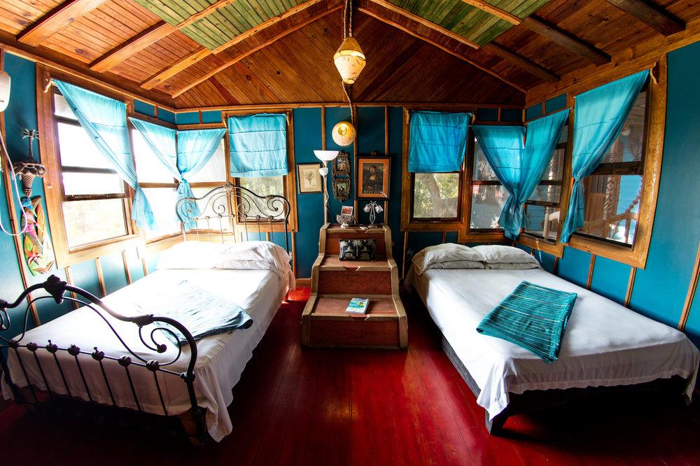 Utila cabins