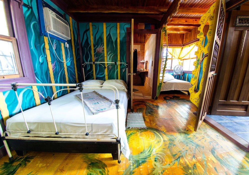 Cuarto Qu Arto cabin