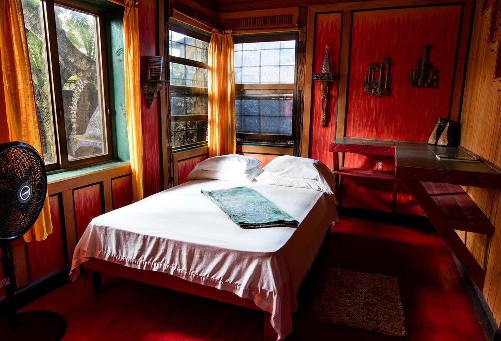 Utila island accommodations