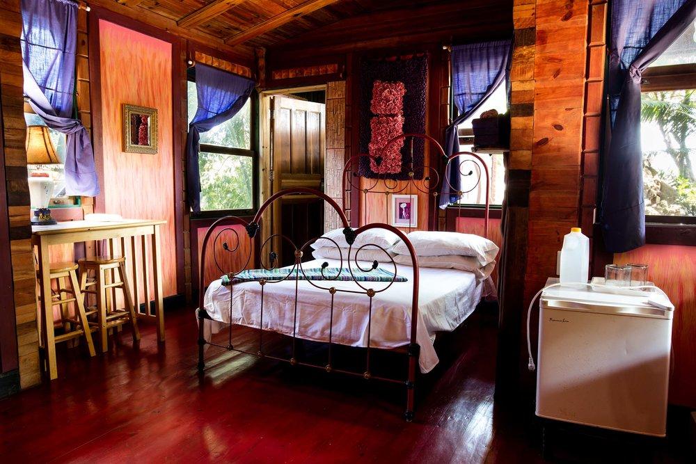 hoteles en Utila, vacaciones en los tropicos. .
