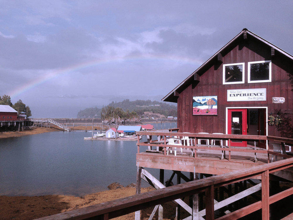 Halibut Cove Experience Gallery exterior.jpg