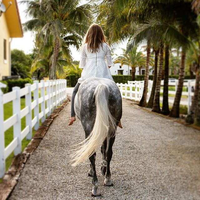 A girl and her horse... #mjfotographyinc #southwestranchesfl