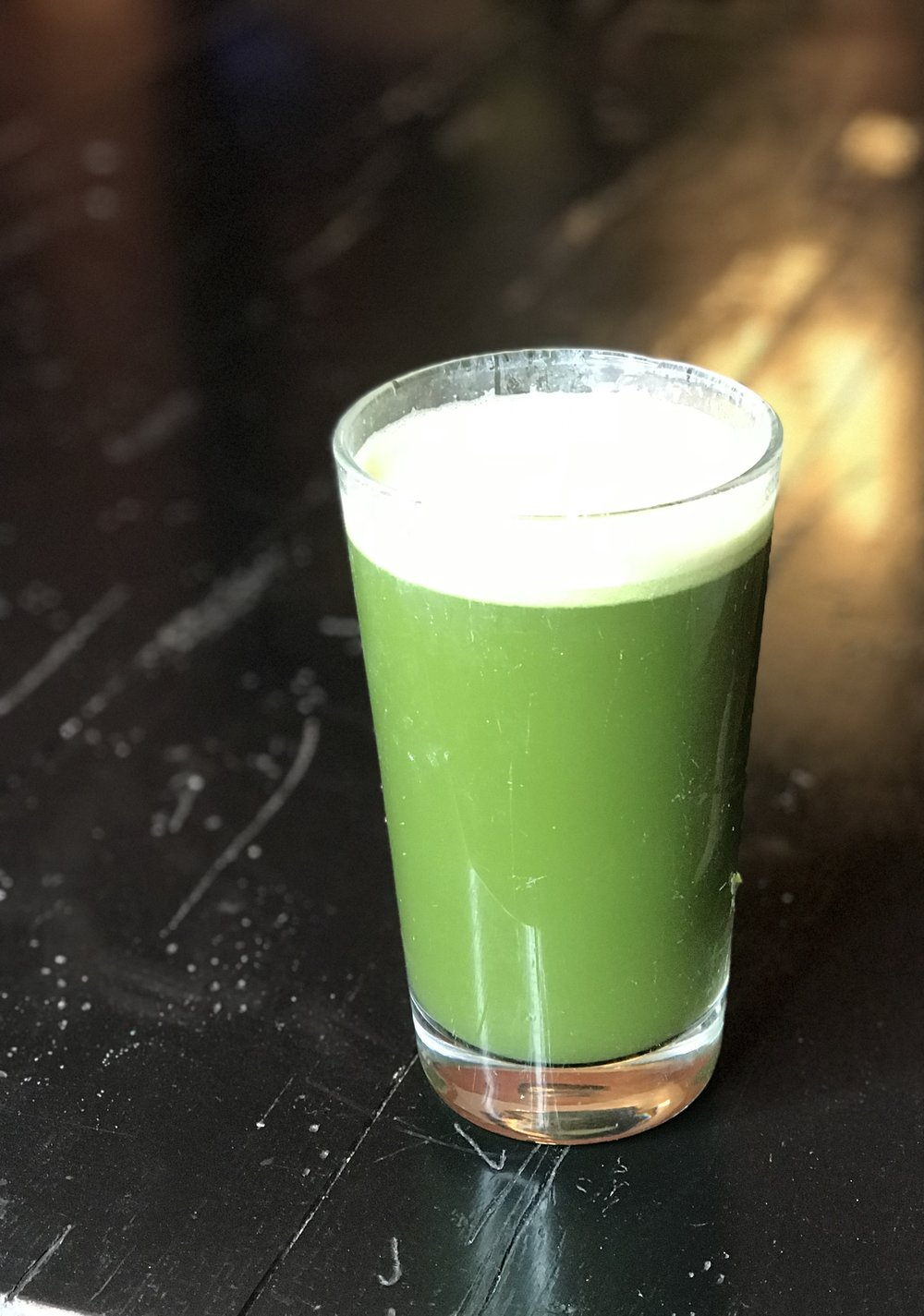 Celery juice and it's healing properties