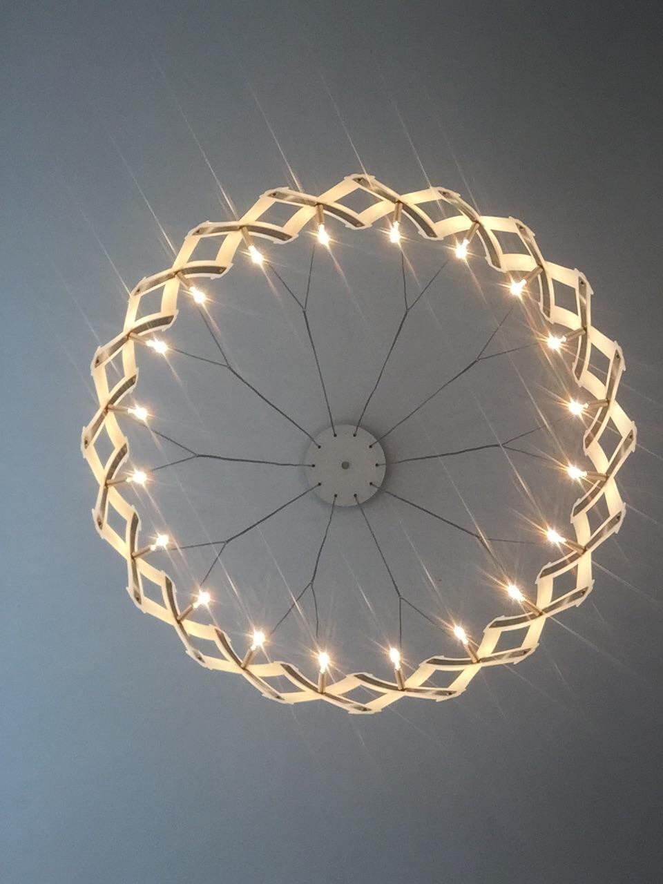 Licht als kunst