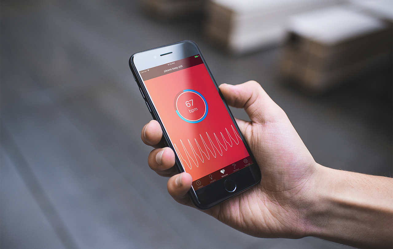 Cardiio | Heart Rate Monitor App, Check Your Pulse