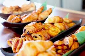 Continental Breakfast - $21 - $29 pp