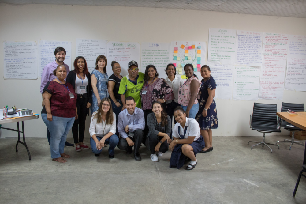 Santa Ana Lidera Project 2018
