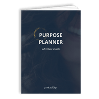 Download the purpose planner to find that special something inside you!