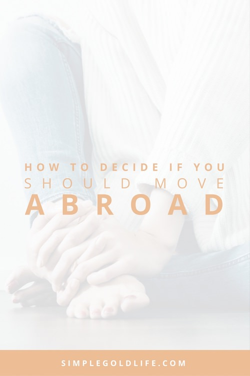 Despite being in a happy place in my life where everything seemed to be in place, I had to make the hardest choice of my life. This is the story how I decided to leave my family, friends, and everything I owned in the US and become an American Expat in Australia. SimpleGoldLife.com - Moving Overseas, Living Abroad, Working Holiday Visa, 462 Work and HOliday Visa
