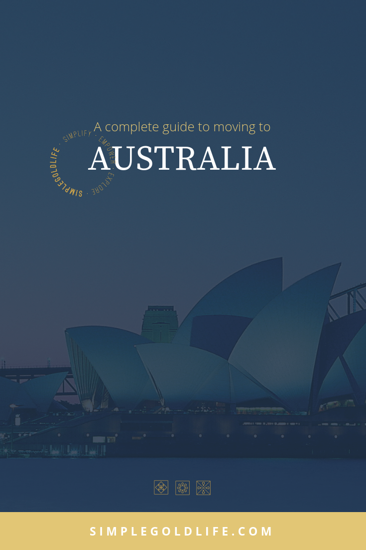 Have you ever wanted to live in Australia? Well, the Working Holiday Visa allows you to live and work Down Under for 12 months! If you want to learn more here's a complete guide to the working holiday visa! SimpleGoldLife.com