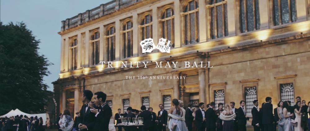 Trinity May Ball 150th Anniversary