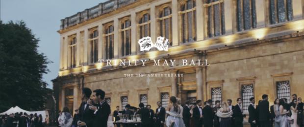 Trinity May Ball 2016