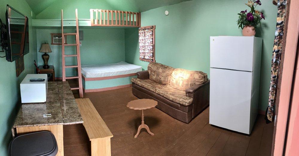 Rustic Cabin 2 Interior