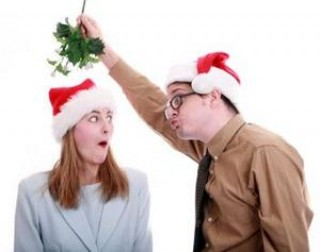 Mistletoe was originally a sacred plant used by European druids before being re-appropriated as a Christmas tradition!
