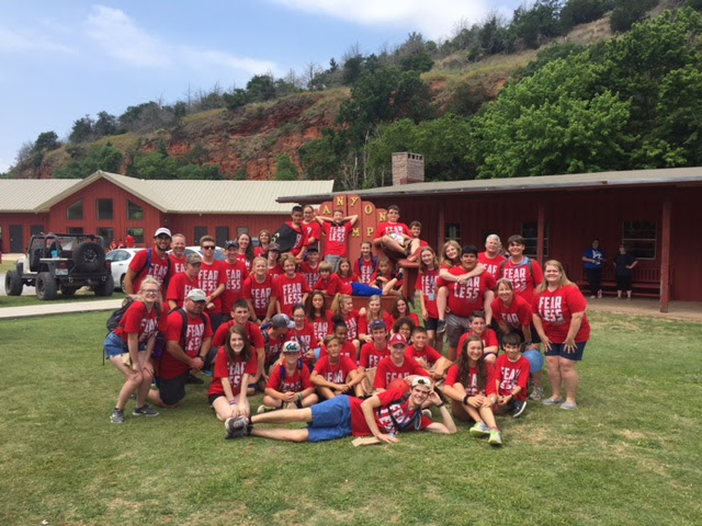 Camp Spark at Canyon Camp