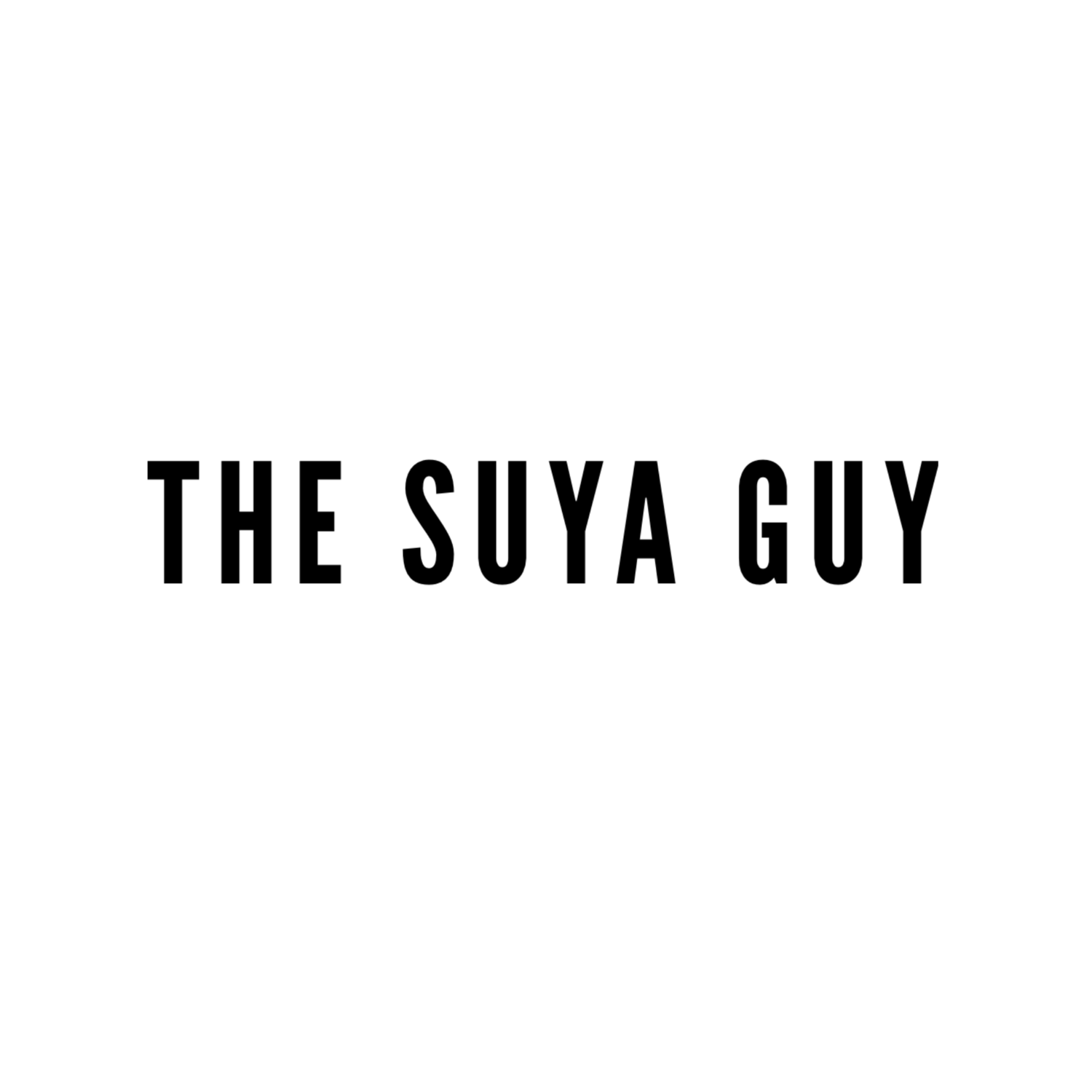 The Suya Guy