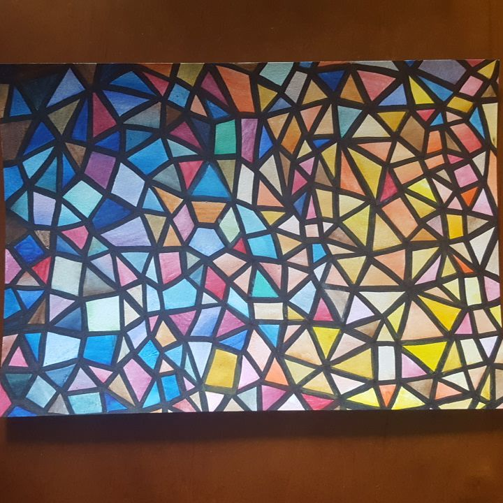July 2016 (Fireflies Album Art)