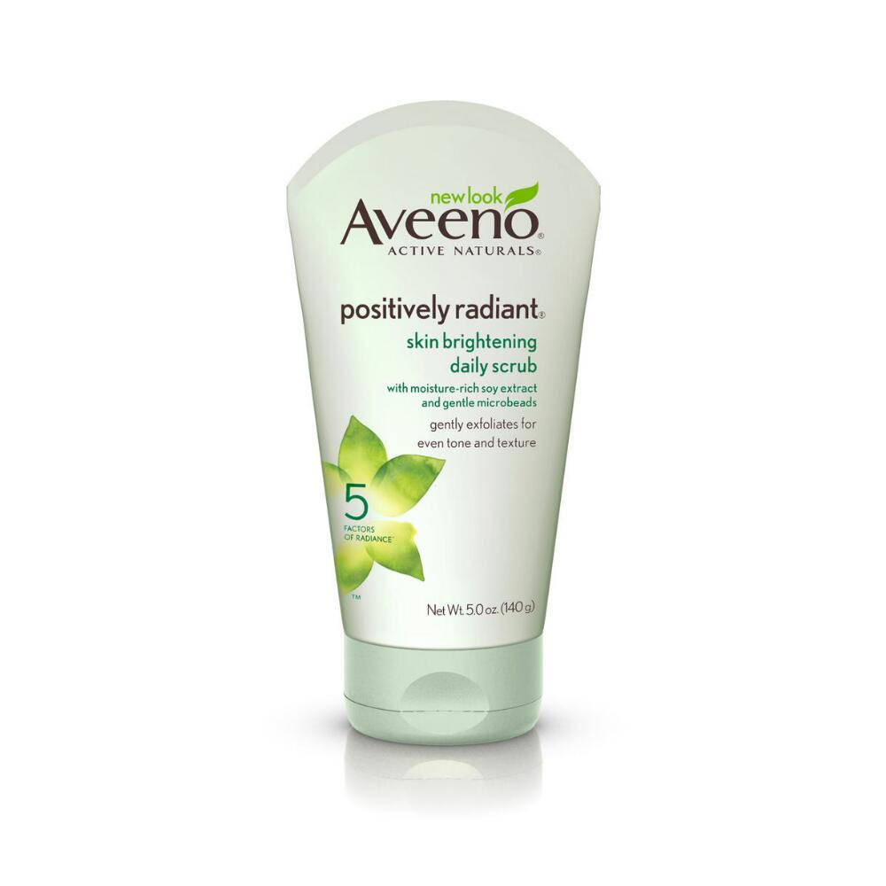 Exfoliator: Aveeno Positively Radiant Daily Scrub ($9) - I cannot stress enough how much this scrub is LIFE! It not only brightens your skin INSTANTLY, but after using it regularly you can truly see a difference in your skin. It will be be brighter and ten times more radiant. This product also helps so much with dullness and exfoliating is key for dry skin. You want to exfoliate the dead skin off your face so keep it smooth and prevent dry patches. Although this exfoliator doubles as a cleanser, I do recommend using this 2-3 days out of the week, and use your gentle cleanser the remaining days. This product is unreal paired with the Aveeno Positively Radiant Moisturizer and has easily become one of my skincare staples!