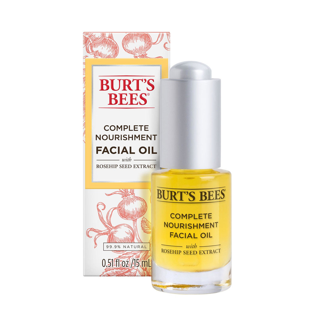Serum/Oil: Burt's Bee's Complete Nourishment Facial Oil with Rosehip Seed Extract ($20) - Talk about magic? Rosehip oil is one of the most beneficial oils you could use. Due to its ability to penetrate deeper layers of the skin and it being jam packed FULL of vitamins A and C, it possesses anti-aging properties thanks to your vitamin A and boosts the immune system as well as help treat infections thanks to that good ole' vitamin C. Two vitamins that are actually KEY to healthy, radiant skin. I know a lot of people with oily skin are very scared to apply any oils or serums to their face because of their already oily skin but you are NOT EXCLUDED! Oily skin is only your body's lack of sebum production (refer to toner paragraph for a better understating of sebum) so it basically freaks out and results in overproduction of oil. Your skin still needs to be thoroughly moisturized no matter what skin type. This is also a favorite oil of mine, simply because it absorbs well, it's not too heavy and doesn't promote acne breakouts. *PRO TIP: mix a few drops of your rosehip oil to your foundation and it will give you a glowy, dewy finish.