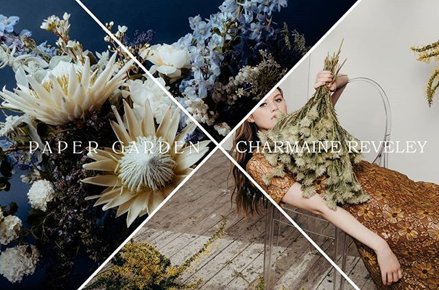 OPENING TODAY 10am-4pm ------------ Charmaine Reveley X Paper Garden #collab at Acorn Creative Studio. Open today and tomorrow for public viewing. More info on FB and at idfashion.co.nz ------------ 📸 Erin & Amanda at Acorn Photography & Cinema  ------------ @charmainereveley @papergardennz @acornphotographycinema @estelleflowersdunedin #idfashion #idfashionwk #flowers #art #exhibition #dunedinnz 