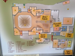 st gregory map