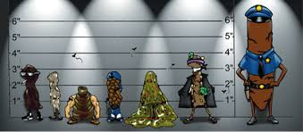 The poopy policeman line up by Paul Chek